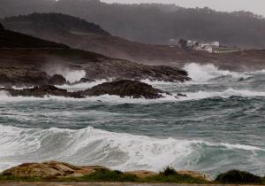 Oleaxe na costa