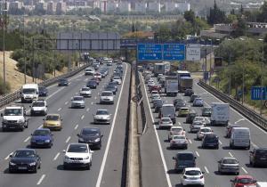 Tráfico nas estradas